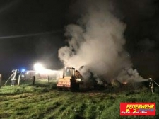 100 Heuballen in Vollbrand-Christof Dathe